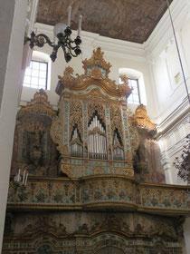 Organo Pietro De Simone jr, 1771