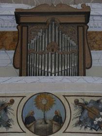 Organo anonimo XVIII sec.