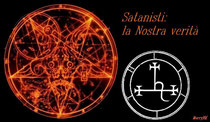 Satanisti: la Nostra verità - Ahsife Oscura
