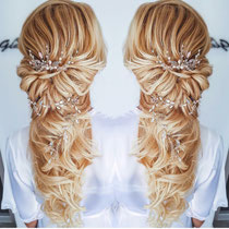 Hair for the Bride by Julia in Hua Hin