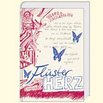 Flüsterherz von Debora Zachariasse, 352 Seiten, Gebunden, € 14,95