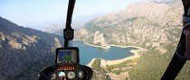 Heliflüge über Mallorca