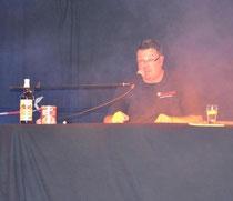 Kriminalinski liest bei der 1. Cloppenburger Kriminacht 2012