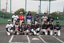 磯子区選抜レディースチーム