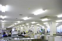 LED照明・断熱フィルム・省エネ型空調