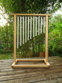 Chakraphon gefertigt von Rolf Eibl