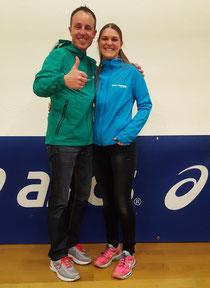 Corry mit Viktor Röthlin