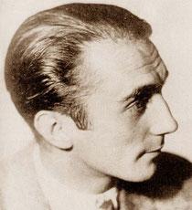 Ein Portrait von dem Gralssucher Otto Rahn, über den Hans-Jürgen Lange eine Biographie verfasst hat.