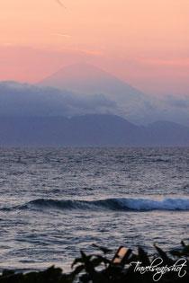 Sonnenuntergang in Lombok