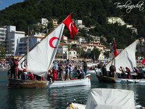 Fest in Port de Sóller
