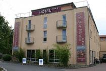 Hotel Wilder Mann Dresden