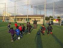 サッカー西浜コース
