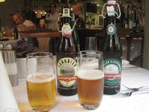 lokale Bierprobe im Schlössli