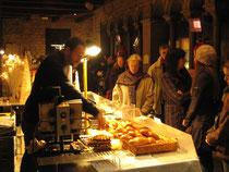 Weihnachtsbäckerei Nivelles