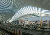 Santiago Calatrava's Vision für Liege
