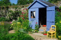 boomhut in Picardie