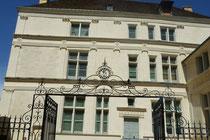 la maison natale et aujourd'hui musée de Jean de la FONTAINE