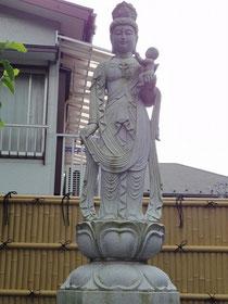 「慈母観音」