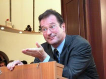 Dr. Klaus Kinkel zu Gast im WS 00/01