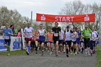 Foto: Wochenspiegel - Start 32. Fläminglauf 2013