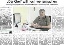 Quelle: Badisches Tagblatt vom  1.10.2013