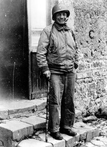 Brigade General Theodore Roosevelt Jr.
