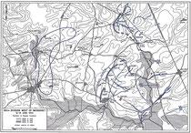 Ausbruch der 90th ID aus den Brückenköpfen bei Chef-du-Pont und La Fiere, 10. - 13. Juni 1944
