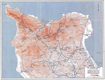 Der Vorstoß des US VII Corps auf Cherbourg am 20. Juni 1944