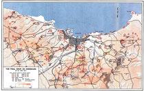 Die 4th, 79th und 9th IDs am 23. Juni 1944