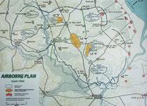 US Airborne Plan - 6. Juni 1944