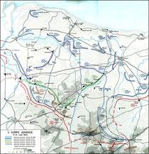9. 13. Juni US V Corps Angriff
