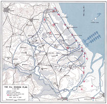 US 4th ID Plan - 6 Juni 1944