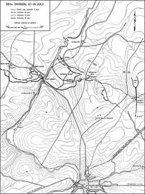 12. Juli - Angriff der 35th ID