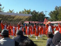 よさこいソーランを踊る市民グループ