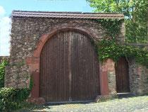 Bild 6: Tor Richtung Nordenstadt und Erbenheim (Beispiel)