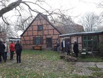 In der Prignitz bei Heike Kropius in Papenbruch