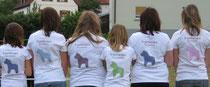 ganz herzlichen Dank an unsere netten Helfer und Ponyspezialisten :)
