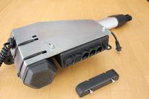MC220 Steuerung mit Trägerblech an OKIDRIVE oder DELTADRIVE