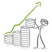 Mehr Verkäufe = Umsatzsteigerung