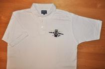 Poloshirt mit Vereinsabzeichen