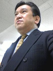 日本メンズアロマセラピスト協会会長  小崎隆洋