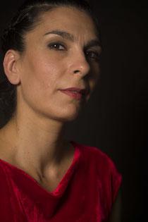Delphine Blanco professeur de tango