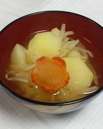 松本ヨーガ教室 味噌汁