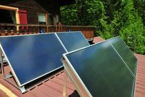 Sonnenkraft nutzen.