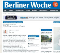 berliner woche nachrichten aus neukölln rollbergrennen