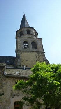 St côme d'olt, gr65, compostelle