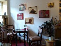 Innenansicht Café (Foto)