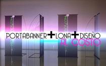 Porta banners