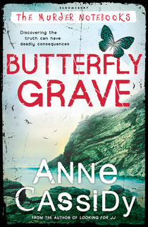 Butterfly Grave, cover