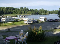 Camping am Stora Le